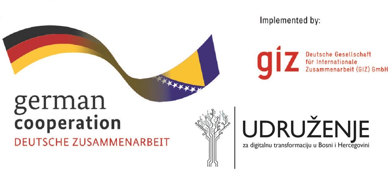 """""""Studija o digitalnoj transformaciji kompanija u Bosni i Hercegovini"""" – I faza"""